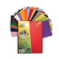 Caretta Keçe 22,8 Cmx30,5 Cm Karışık Renklerde 10 Lu Ck22-3010