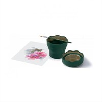 Faber-Castell 181520 Suluboya Suluğu Yeşil