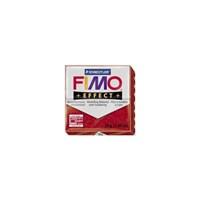 Fimo Effect Pırıltılı Kırmızı 8020-202 56Gr.