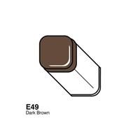 Copic Typ E - 49 Dark Bark
