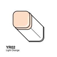 Copic Typ Yr - 02 Light Orange