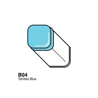 Copic Typ B - 04 Tahitian Blue