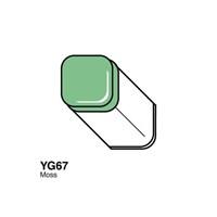 Copic Typ Yg - 67 Moss