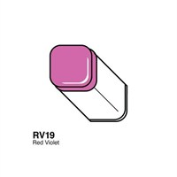 Copic Typ Rv - 19 Red Violet