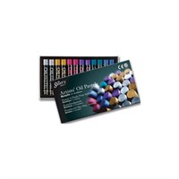 Mungyo Yağlı Pastel 12Li Set Metalik Renkler