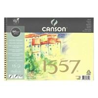 Canson 25X35 Resim Defteri 180Gr. 15 Sayfa 180350