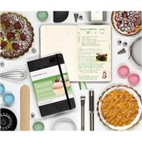 Moleskine Dessert-Tatlı Ajandası Phds3Af