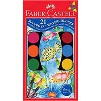 Faber-Castell Büyük Hazneli Suluboya 21'Li 190021