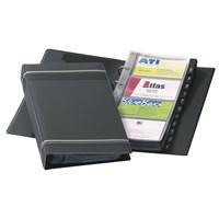 Durable Visifix 200 Kart Kapasiteli Halka Mekanizmalı - Gri