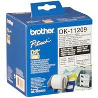Brother DK-11209 Küçük Adres Etiketi