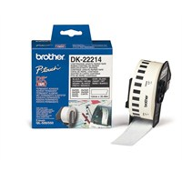 Brother DK-22214 Sürekli Etiket