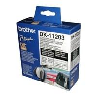 Brother DK-11203 Dosyalama Etiketi