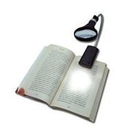 Avec AV-2001C Büyüteçli Kitap Okuma Lambası
