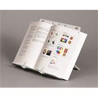 Fellowes 7918 Evrak Tutucu - Masaüstü Kitap Tutucu - Silver