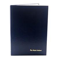Marka Üye Kayıt Defteri 72 Yaprak 1. Hamur 24 X 34