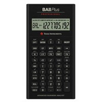 Texas Instruments BA-II Professional Finansal Hesap Makinesi