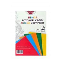 Noki Renkli Fotokopi Kağıdı 100'lü
