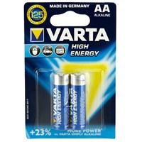 Varta İnce Pil 2Li High Energy Alkalin