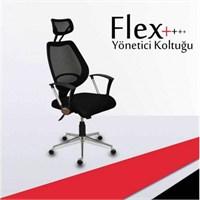 Mobilyadresi Flex Fileli Yönetici Koltuğu, Ofis Koltuğu