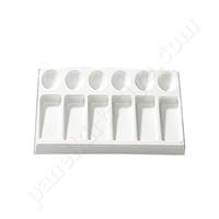 Lukas Köşeli Plastik Palet 12 X 30 Cm. 5529 - 08