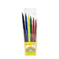 Monami Keçeli Kalem 6 Renk Mkk06