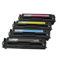 Retech Hp Laserjet Pro 300 Color Printer M375 Kırmızı Toner Muadil Yazıcı Kartuş