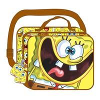 35509 Sponge Bob Beslenme Çantası