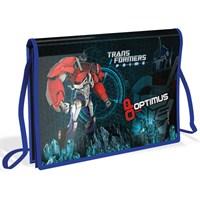 Transformers Kapaklı Proje Çanta (Büyük)