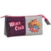 Winx Kalem Çanta Club Silver Tattoo 22 x 11 x 3 cm