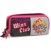 Winx Kalem Çanta Club Silver Tattoo 20 x 10 x 6 cm