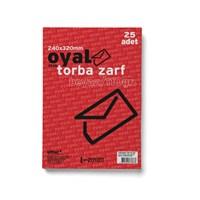 Oyal Torba Zarf(24X32)Byz 110Gr-Slk-25Li