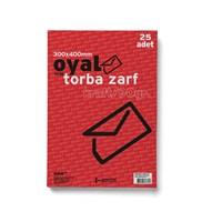 Oyal Torba Zarf(30X40)Krft 90Gr-Slk-25Li