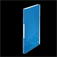 Leitz Active Wow Sunum Dosyası 40 Poşetli Metalik Mavi 46320036