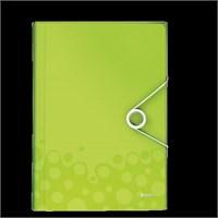 Leitz Active Wow Proje Dosyası Metalik Yeşil 45890064