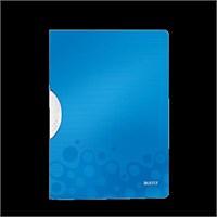 Leitz Active Wow Colorclip Dosya Metalik Mavi 41850036