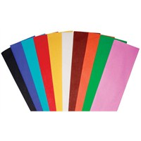 Gıpta Renkli Krapon Kağıdı 50X200 Beyaz