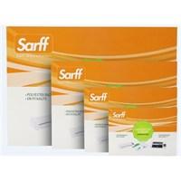 Sarff 125 Mic A3 Laminasyon Poşeti 100'lü 15309015