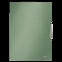 Leitz Style İnce Lastikli Dosya Seramik Yeşili 39770053