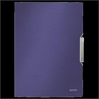 Leitz Style İnce Lastikli Dosya Titan Mavisi 39770069
