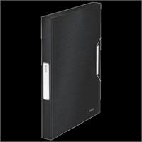 Leitz Style Kalın Lastikli Dosya Saten Siyahı 39560094