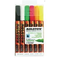 Molotow Akrilik Kalem Seti 6'Lı 200173