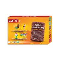 Lets L-8439 Çılgın Dondurma Oyun Hamuru Seti