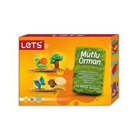Lets L-8441 Mutlu Orman Oyun Hamuru Seti