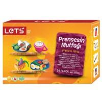 Lets L-8447 Prensesin Mutfağı Oyun Hamuru Seti
