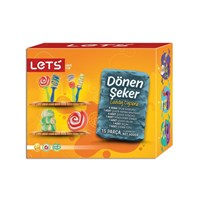 Lets L-8444 Muhteşem Dondurma Oyun Hamuru Seti