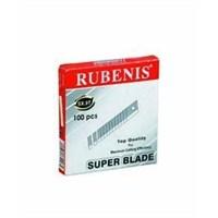 Rubenis Sx-9T Maket Bıçağı Yedeği Dar-10'Lu