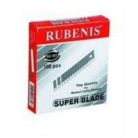 Rubenis Sx-18T Maket Bıçağı Yedeği Geniş-10'Lu