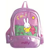 Umix Miffy İlkokul Çantası Pembe