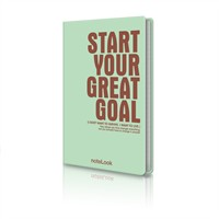 Scrikss Fairbooks Start Your Great Goal Multi Defter T002dftsyggmla