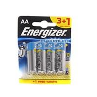 Energizer (B11-7220) Maximum Alkalin Aa Kalem Pil 3+1Li Blister